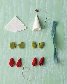 Isn't this a cute craft idea to do with kids!?  It looks pretty simple, too.  Thank you, { Martha Stewart }! And this one from { Woman'sDay ...