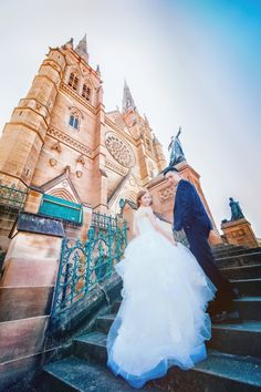 Have the wedding at the place where we meet and fall in love - Sydney University