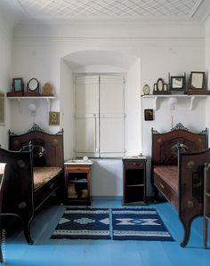 Bedroom | via AD Russia