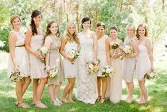 bridesmaids, neutral