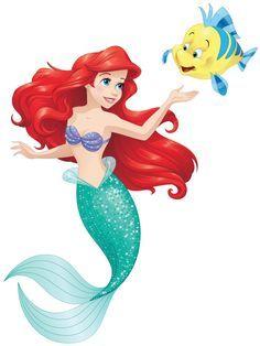 Flounder Walt Disney Characters Disney Little Mermaids The Little Mermaid