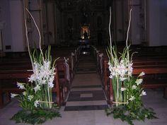 Entrada de Iglesia en boda