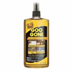 Goo Gone Pro-Power Spray Pump 16 oz