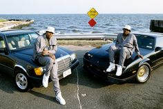 80s Hip Hop Photography by Janette Beckman