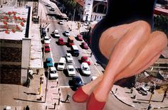 Lucky Legs by Diana Diana, Legs, Art, Art Background, Kunst, Performing Arts, Bridge, Art Education Resources, Artworks