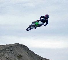Kawasaki Motorcycle Racer Wins at BooKoo Arenacross Amateur Day http://www.knfilters.com/news/news.aspx?ID=634