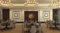 Modern Villa Design, Chandelier, Spirit, Ceiling Lights, Home Decor, Style, Swag, Candelabra, Decoration Home