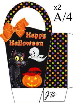 JB Dulceros Halloween, Halloween Poems, Halloween Prints, Halloween Projects, Halloween Cards, Holidays Halloween, Vintage Halloween, Martha Stewart Halloween, Halloween Door Decorations