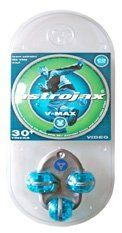 ActivePeople Astrojax V-MAX Toy with CD-ROM & Holder (Color will Vary). Interactive learning CD-ROM. 30+ Astrojax Tricks. Soft PU-Balls with precision-machined metal core.