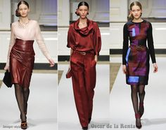 spring fashion 2013 for women over 40 | ... for women over 40 – Calvin Klein, Oscard de la Renta, Chanel