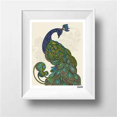 Valentina - Eva, Print, 40x50cm