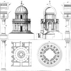 Continuation of the works of Bramante Lazzari. Sacred edifices. Commencement of the sixteenth century.