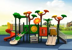 kids playground from Angel playground equipment for sale
