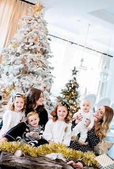 Little Gem: Holiday Breakfast with Doctor's Closet and Lulu & Drew / Photography by Jamie Lauren / Glitter Guide