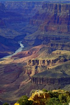This photo was taken at Mather point of Grand Canyon National Park.