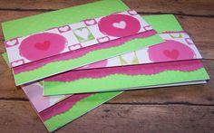 Letter Writing Kit. Boxed Blank Cards. Handmade by 1OfAKindCrafts