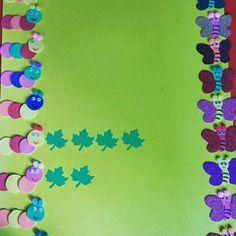 ödül panosu Behaviour Chart, Arts And Crafts, Diy Crafts, Teaching Methods, Caterpillar, Classroom Decor, Classroom Management, Preschool Activities, Kindergarten