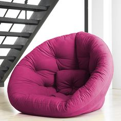 This looks super comfy and cozy, but it would probably end up being claimed by one or both of the dogs