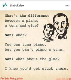 Great dad joke!! #timbukalso #jokes #joke #funny #fun #funnymemes #memes #dadjokes #happy #smile #laugh