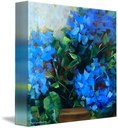 53 ideas for nature paintings on canvas flowers fine art Small Canvas Paintings, Nature Paintings, Hydrangea Painting, Fruit Painting, Abstract Flowers, Flower Art, Art Flowers, Wall Art Prints, Canvas Prints