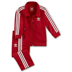 ef37d4f5f27 adidas Infants & Toddlers Firebird Track Suit Adidas Kids, Baby Boy  Outfits, Firebird,