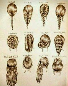 I love braids.