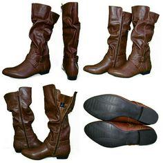 Xappeal Adele Brown Boots- size 10 Xappeal Adele Brown Boots- size 10 Xappeal Shoes Heeled Boots