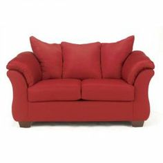 Durapella Red Loveseat http://www.afwonline.com/furniture/living-room/loveseats/fabric-loveseats/durapella-red-loveseat-v-361l
