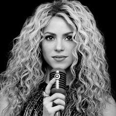 Shakira Blanco & Negro