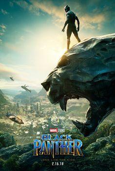 Black Panther | SDCC 2017 Poster