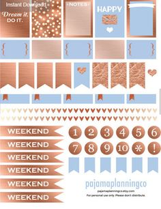 Best etsy shops for planner stickers
