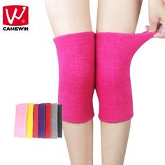 d74f8be3d12 CAMEWIN Sports Equipment · CAMEWIN 1 Pair Soft High-quality Knee Pads Knee  Support High Elasticity Breathable