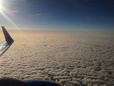 Stratocumulus clouds - image via The GLOBE Program