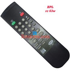 Buy remote suitable for BPL Tv Model: RC 63W at lowest price at LKNstores.com. Online's Prestigious buyers store.
