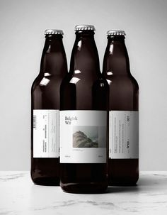 Concept: Ruseløkka Microbrewery — The Dieline - Branding & Packaging Design