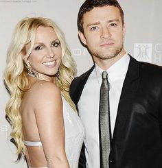 Britney Spears Says Justin Timberlakes Name, Time Stops