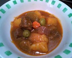 You Be the Cook: Puerto Rican Style Beef Stew (Carne Guisa)