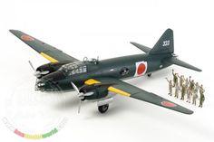 1/48 Mitsubishi G4M1 Model 11-Admiral Yamamoto Transport