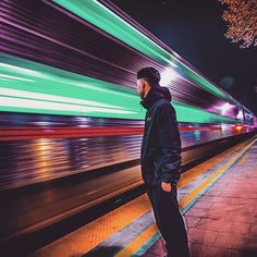 Instagram of the week: This week's #CaltrainIG comes from @_bassheadd.