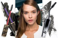 These Three New Mascaras Are Changing the Game. YES WE ARE! That's Lancome's Grandiose right there !!!
