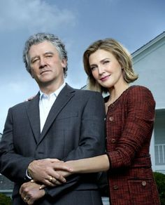 """Is Brenda Strong """"strong enough"""" to survive the curse of marriage to Bobby Ewing on TNT's Dallas?"""