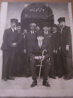 Mustafa Kemal Atatürk 21 Eylül 1924 SAMSUN
