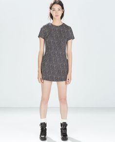 Image 1 of PRINTED JUMPSUIT DRESS from Zara 201af6c4fb9
