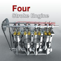 4 stroke engine animation * engine animation + 4 stroke engine animation + two stroke engine animation + unreal engine animation + car engine animation + diesel engine animation + steam engine animation + rotary engine animation Basic Electrical Engineering, Mechanical Engineering, Combustion Chamber, Combustion Engine, Car Engine, Steam Engine, Engine Working, Four Stroke Engine, Little Engine That Could