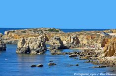 Praia de Arrifes - Portugal | Flickr – Compartilhamento de fotos! Algarve.