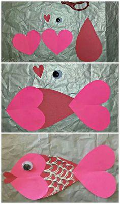 Valentine fish