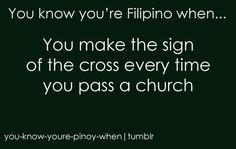 Doesnt every catholic do this? Funny Asian Memes, Asian Humor, Funny Memes, Mixed Girl Problems, Asian Problems, Filipino Humor, Memes Pinoy, Filipino House, Hugot Quotes