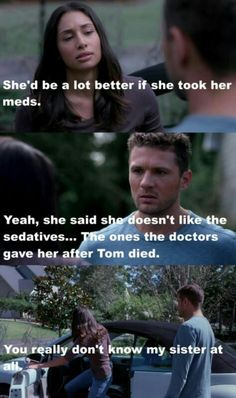 "#SecretsAndLies 1x09 ""The Mother"" - Nicole and Ben"
