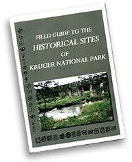 Rons-bookcover FIELD GUIDE TO HISTORICAL SITES OF KRUGER