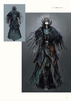 View an image titled 'Cornyx of the Great Swamp Art' in our Dark Souls III art gallery featuring official character designs, concept art, and promo pictures. Dark Souls Armor, Dark Souls 3, Fantasy Inspiration, Character Inspiration, Character Art, Character Design, Character Reference, Character Creation, Dark Souls Characters